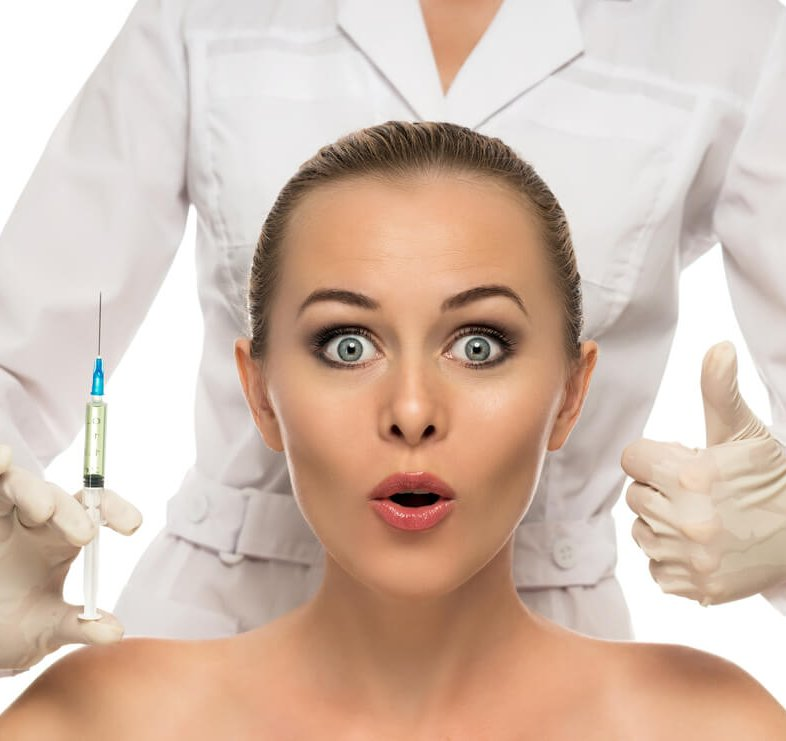 Botox vermindert depressies