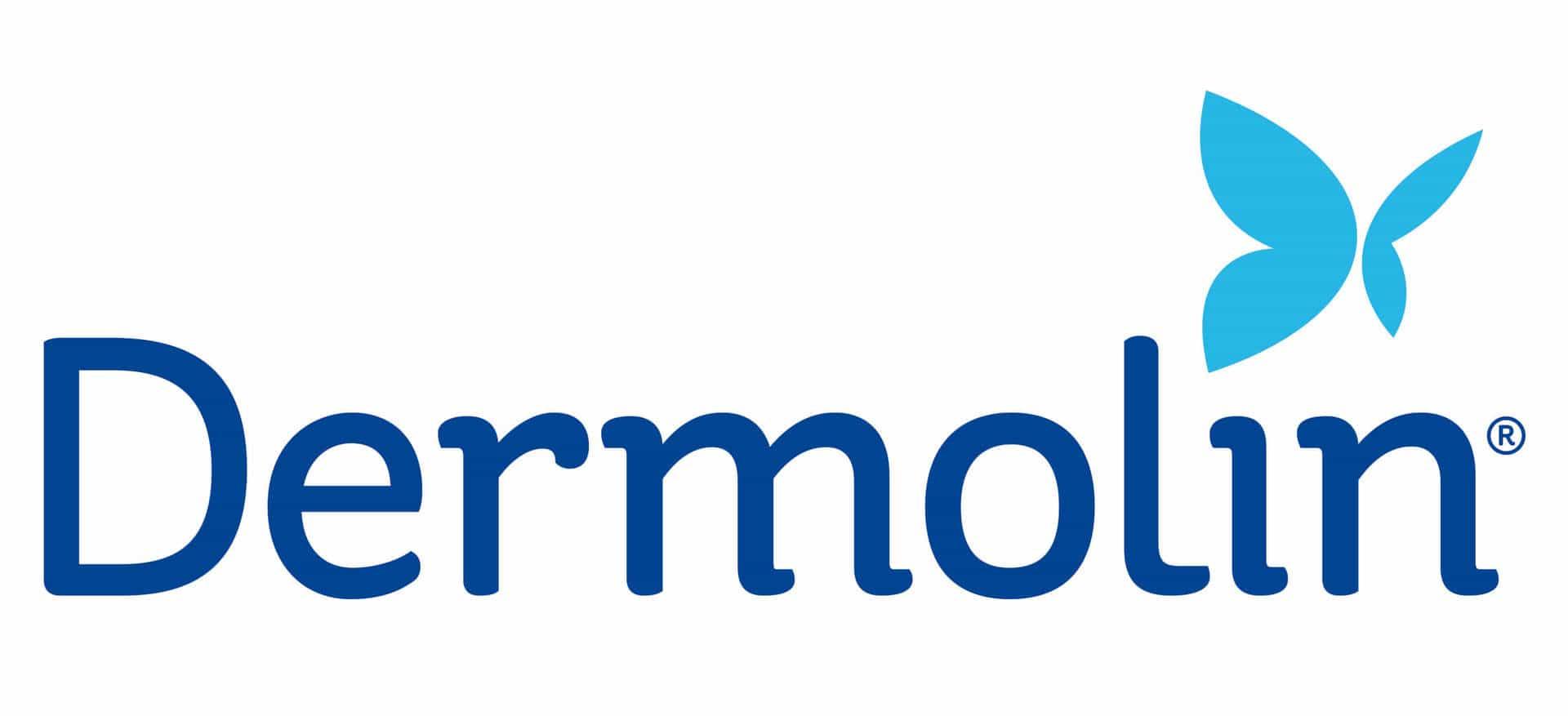 Dermolin logo 2015