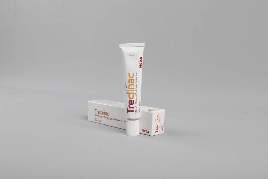 Treclinac gel - Huidarts.com
