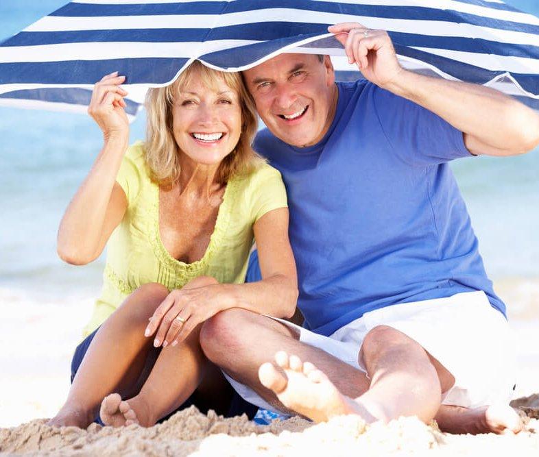 Nieuws - Pensioneren niet in de zon