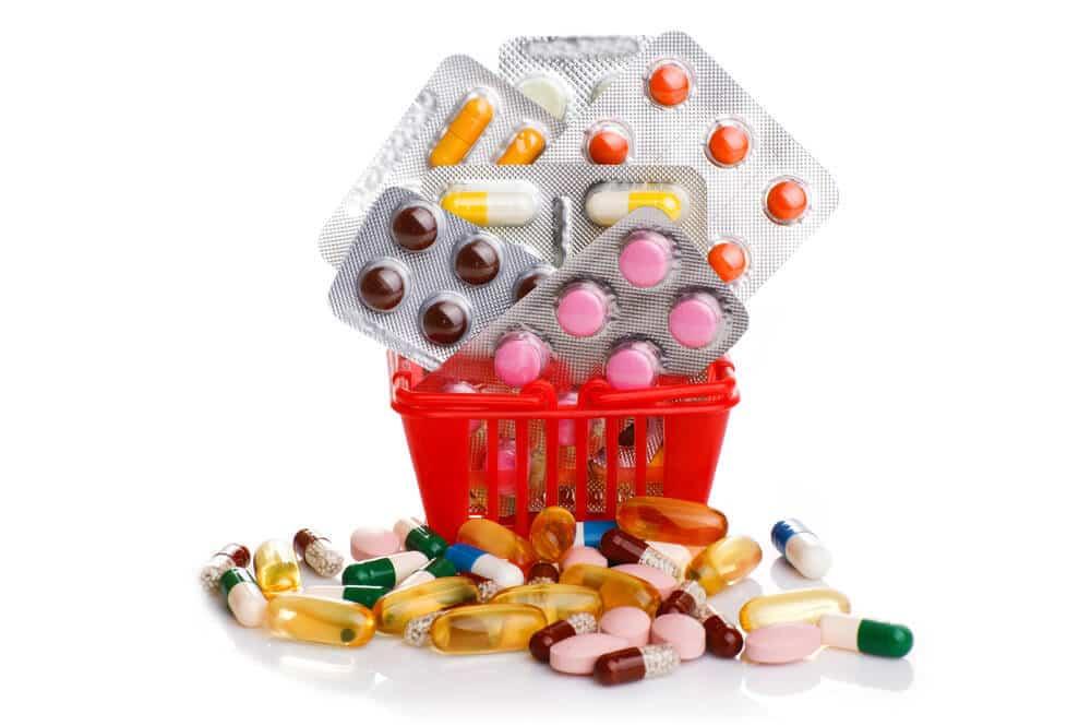 histamine allergie lijst