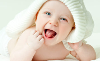 Verzorging Babyhuid