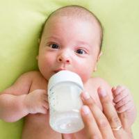 Allergie voor koemelk bij zuigelingen
