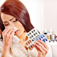 Allergie voor geneesmiddel