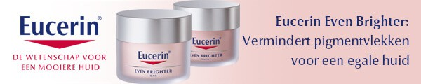 Eucerin Even Brighter 1 juni 2016