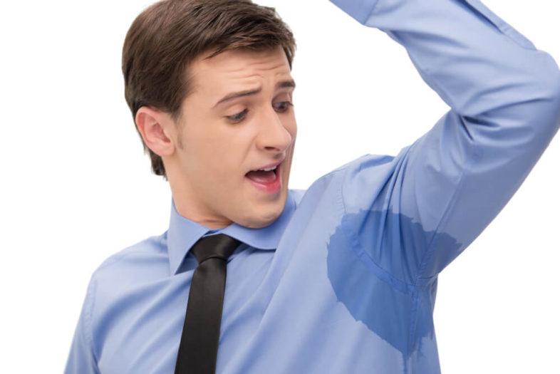 Meer angst en depressie bij patiënten met hyperhidrose