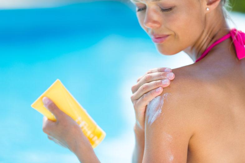 UVA-beschermingsfactor in veel zonnebrandmiddelen onder de maat