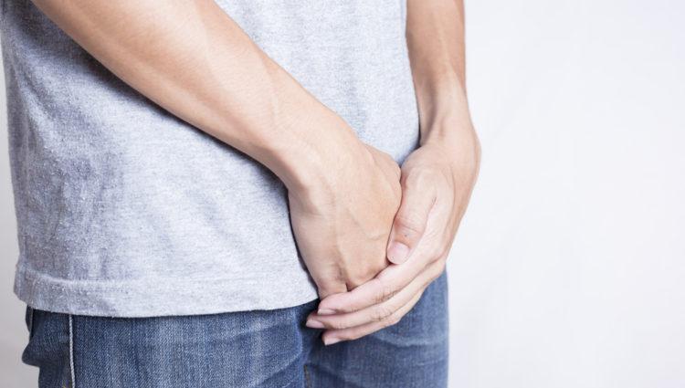 Lichen sclerosus bij mannen