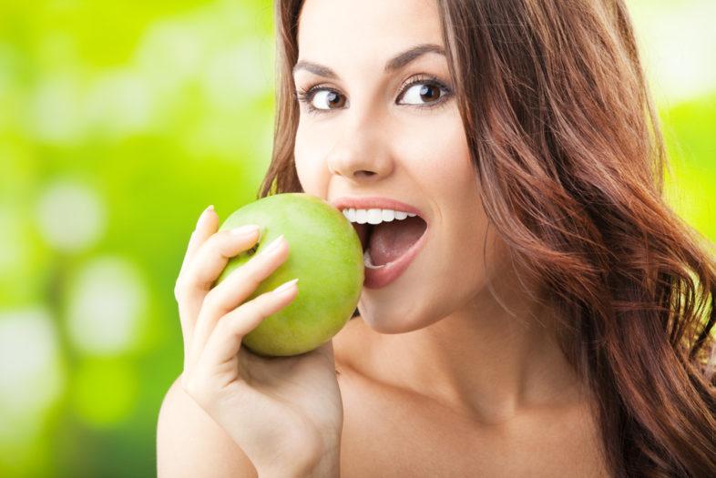 Gezond eten zorgt voor minder rimpels